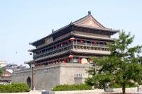 Drum Tower Panorama