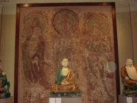 Dunhuang Museum Statues and Murals