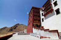 Dzong Fortress Tibetan Buildings