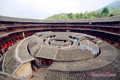 Earth Towers of Hakka Photos