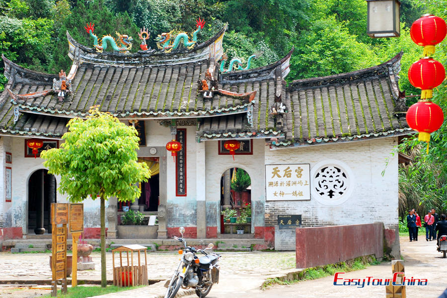 Earth Towers of Hakka Tour