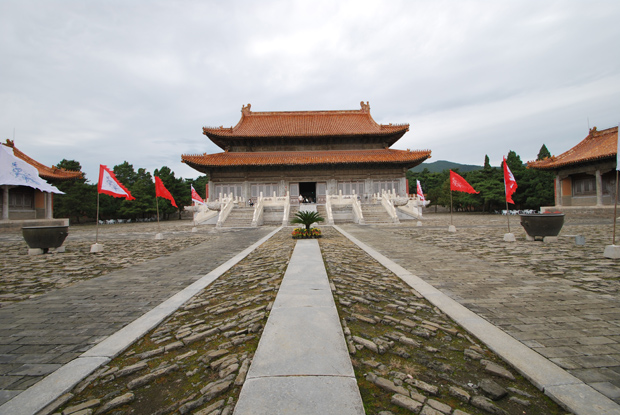 East Qing Tombs Magestic Hall