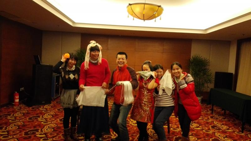 Chine New Year Festival trips