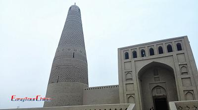 Pictures of Emin Minaret