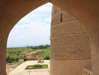 Scenery of Emin Minaret