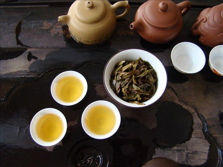 discovery of top Chinese teas