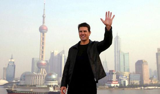 Follow hollywood blockbusters to china s most inspiring for Cuisine tom cruise
