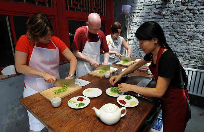 Eight Great Culinary School Chinese Food