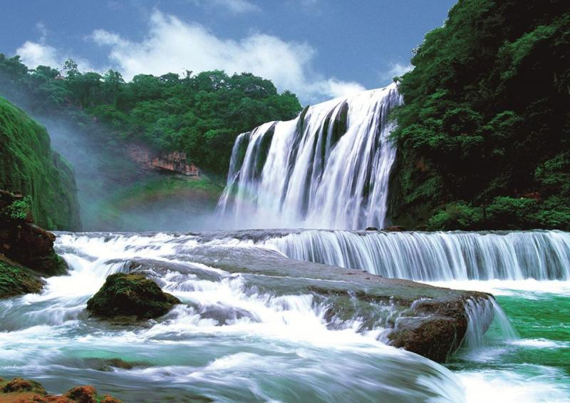 for waterfall buffs 10 most beautiful waterfalls in china