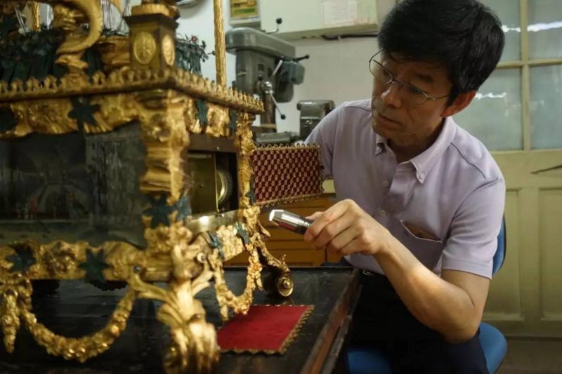 Restoration of Relics