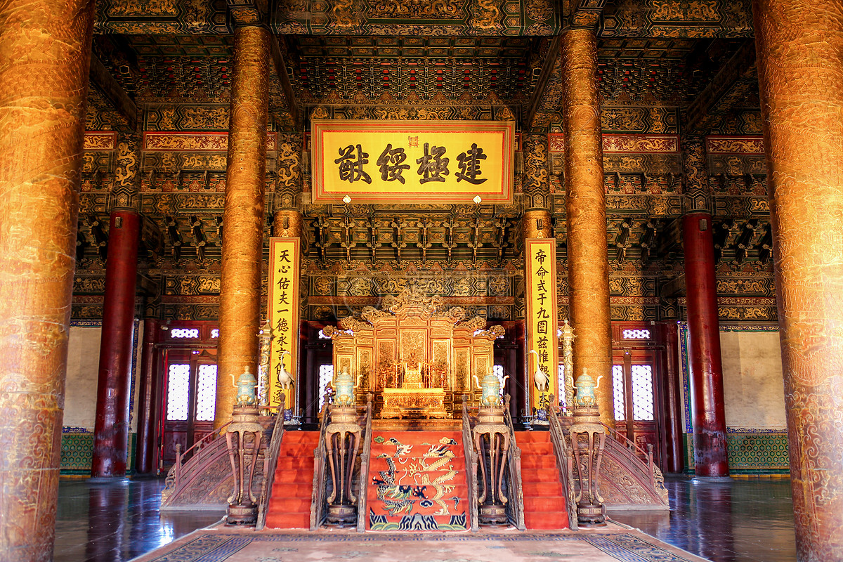 The Hall of Supreme Harmony, Forbidden City Tour