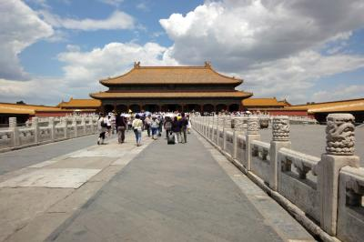 Forbidden City Tour Picture