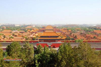 Forbidden City Full View