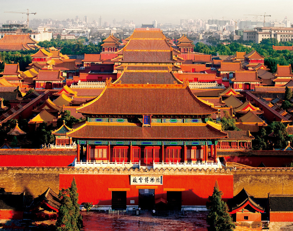 China tours for historical sights
