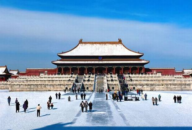 Forbidden City Palace