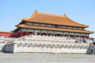 Taihe Palace of Forbidden City