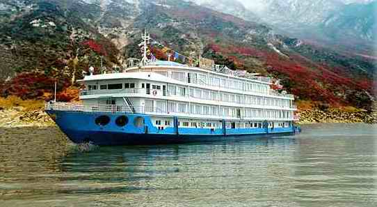 galaxy yangtze cruise