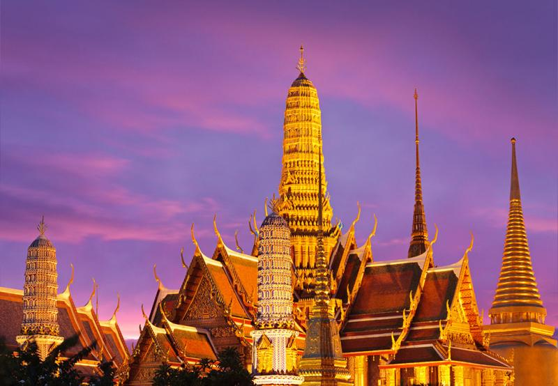 r18-day Best of China & Thailand Trip from Guangzhou to Bangkok