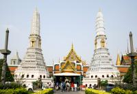 White Houses of Grand Palace