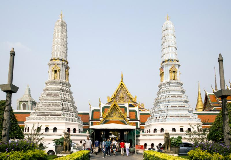 Trip to Grand Palace Thailand