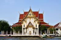 Bangkok Grand Palace Architecture