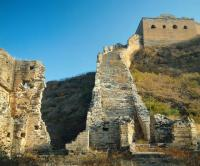Wild Great Wall of Ming Dynasty