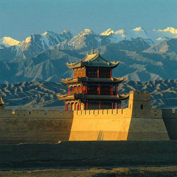 Grand Tower & Gobi Desert