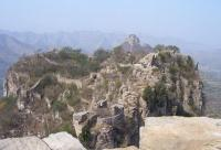 Scenery of Tai'an Qi Great Wall
