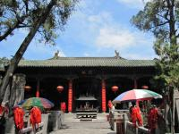 Guanlin Temple Main Hall