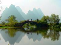 Guilin's waters and mountains