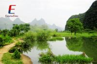 The Country Road in Guilin