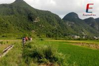 Ride through Guilin Countryside