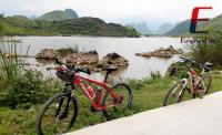 Bike along the River of Guilin