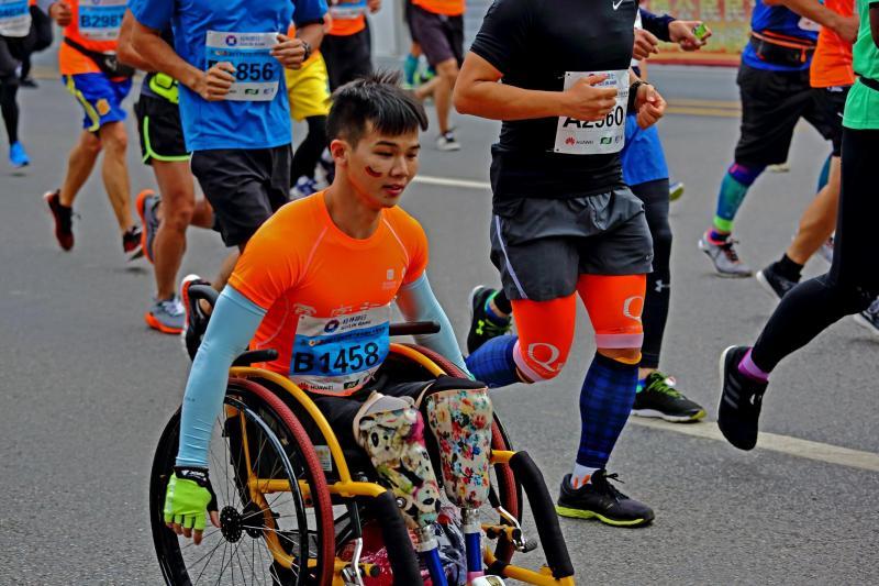 2017 Guilin International Marathon, Running in Guilin