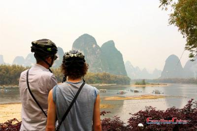 Guilin Li River Scenery