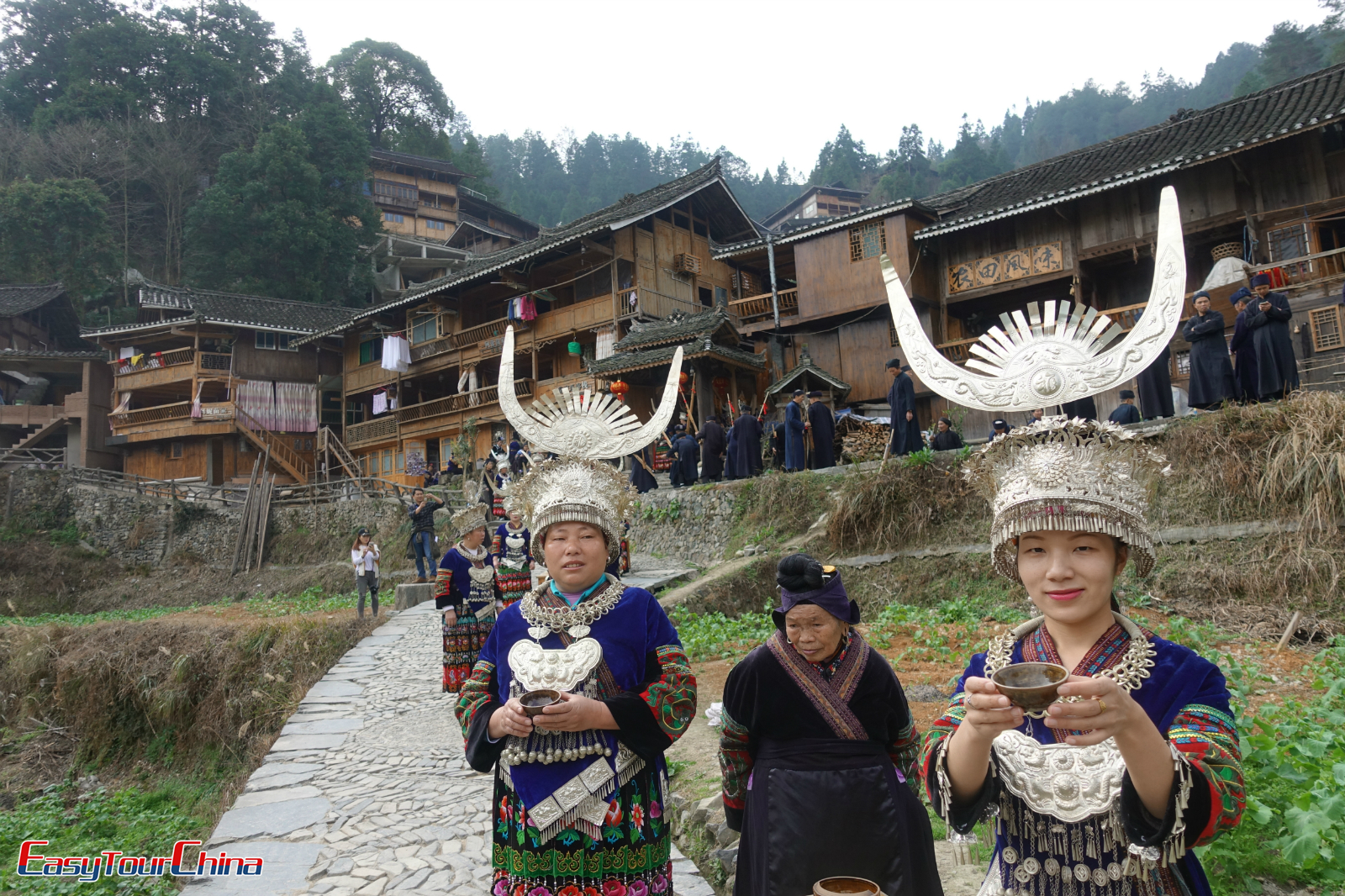 Ian's Spring Festival Tour in Guizhou with ETC Group