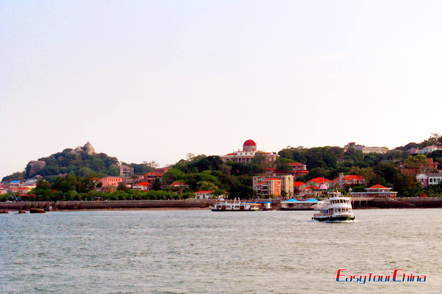 Gulangyu Islet- Sunlight Rock