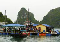 Ha Long Bay fishing village