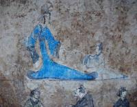 Han Dynasty Mural Painting