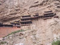 Hanging Monastery at Mount Heng Precipice