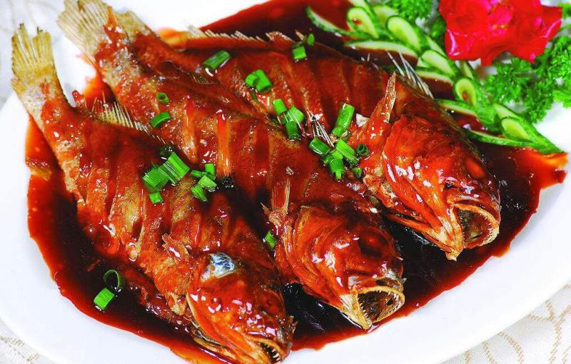 West Lake Fish in Vinegar Gravy