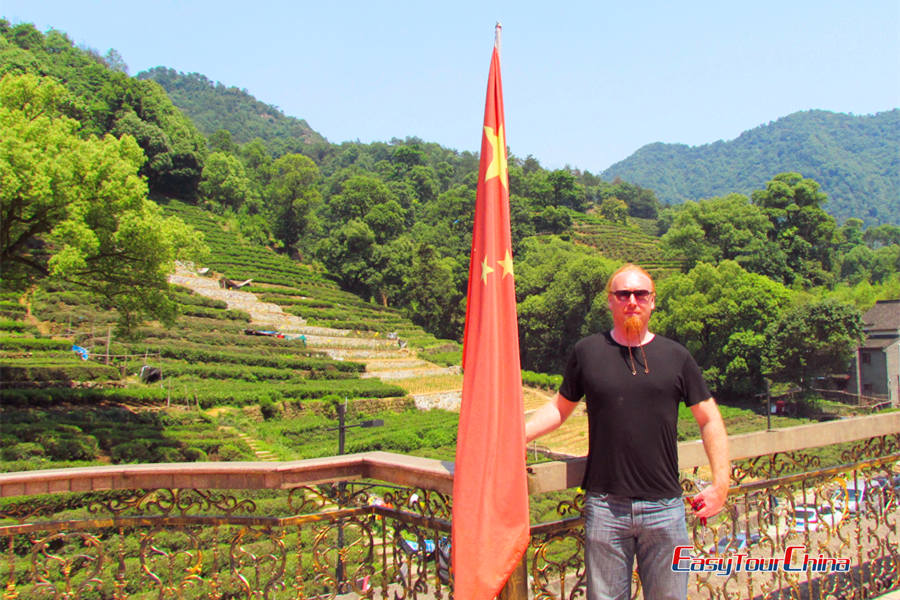 China tea tour to Hangzhou