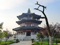 Hanshan Temple Grand Tower