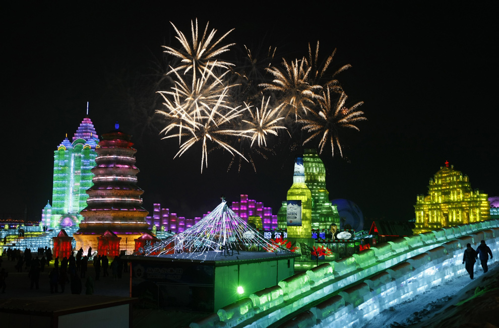 Harbin Ice and Snow Festival Pictures