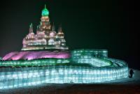 Harbin Ice and Snow Festival Photos
