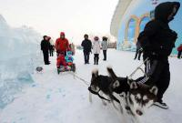 Snow Activities of Harbin Ice and Snow Festival