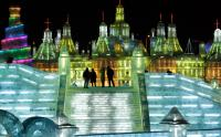 Gorgeous Scenery of Harbin Ice and Snow Festival