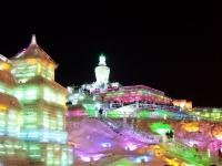 Harbin Ice and Snow Festival Ice Sculpture
