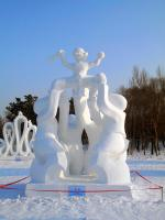 Harbin Snow Sculpture - Harmony