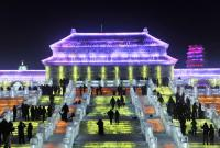Gorgeous Pictures of Harbin Ice and Snow Festival